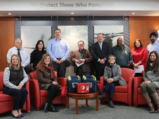 On Feb. 12, theJohn Mack Foundation and BAE provided