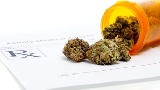 Medical marijuana.