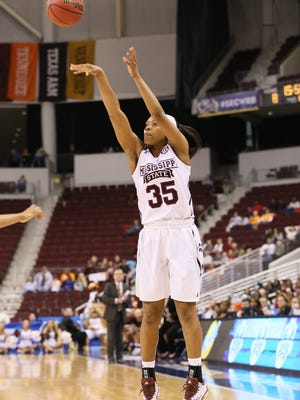 Mississippi State sophomore Victoria Vivians was named preseason All-SEC on Tuesday.