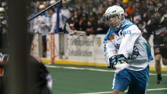 Rochester Knighthawks open the NLL Championships in Calagary Saturday.