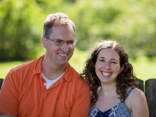 Dr. Ben Hayden and Dr. Sarah Heilbronner recently moved