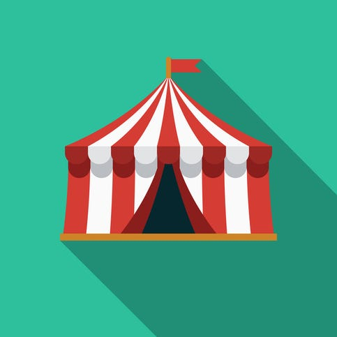 Culpepper & Merriweather Circus coming to Oconto next month
