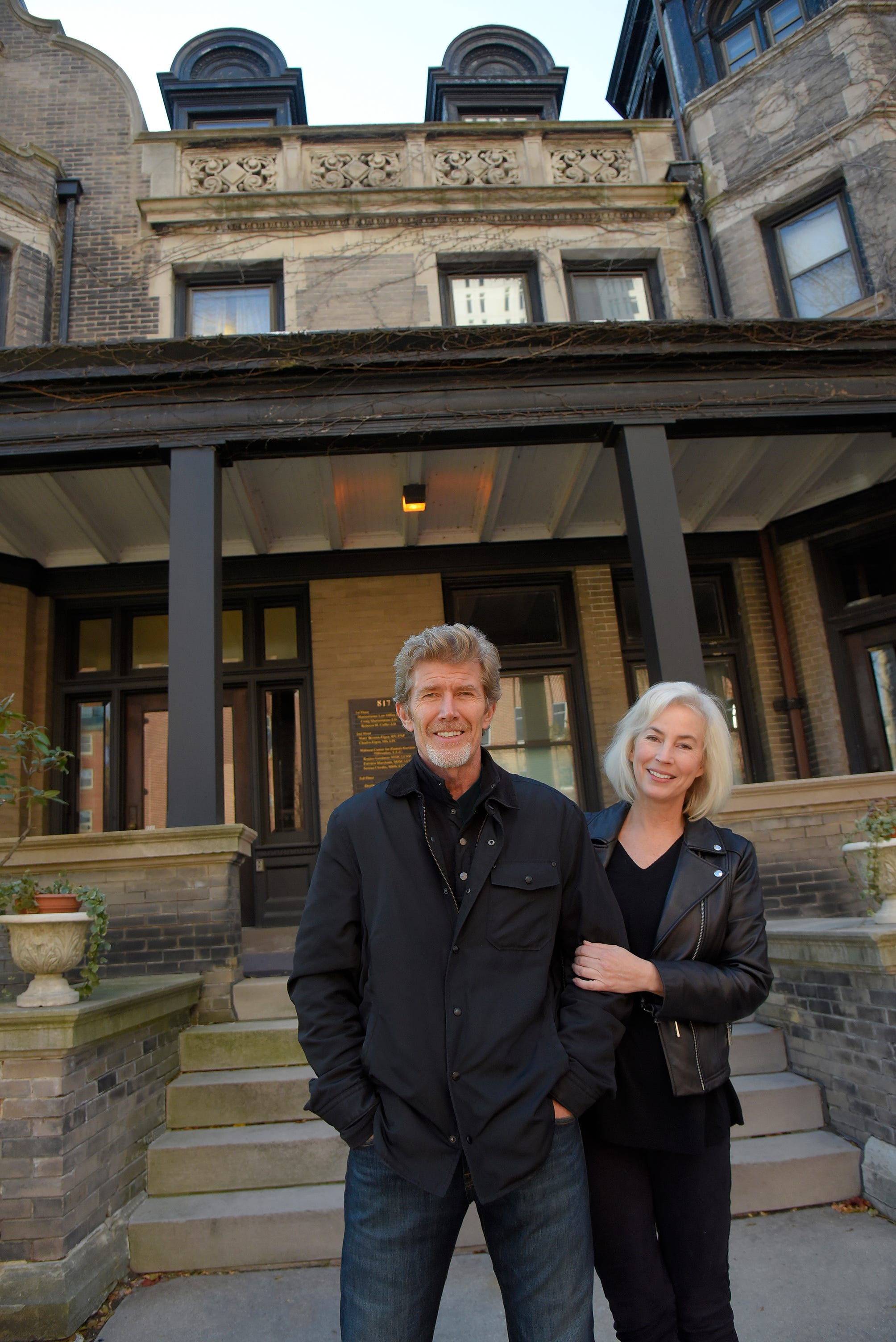 Couple converting historic Milwaukee office building to boutique hotel