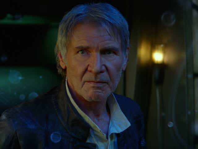 There's no time to mourn dead Han Solo in 'Star Wars: The Last Jedi'