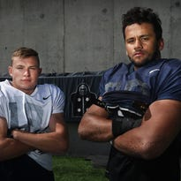 Yerington's pride and joy: Nevada football duo making their small town proud