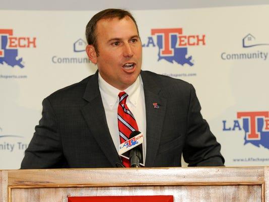 Greg Goff Named Louisiana Tech Head Baseball Coach