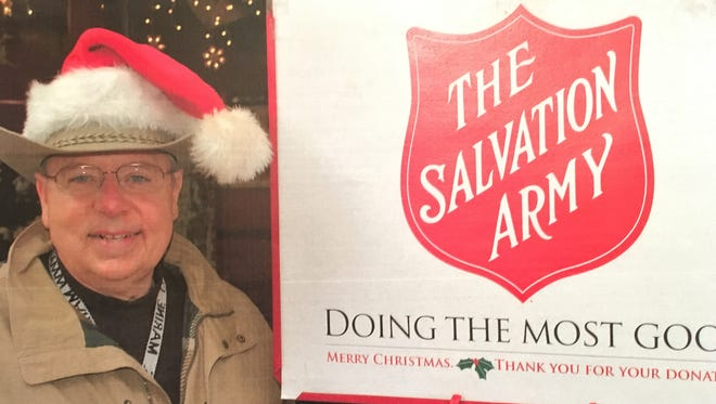 Mike Servais, longtime face of Nashville's Salvation Army, 72.