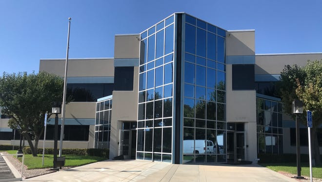 Simi Valley Unified School District plans to move out of its old building and into the new one in early 2018.