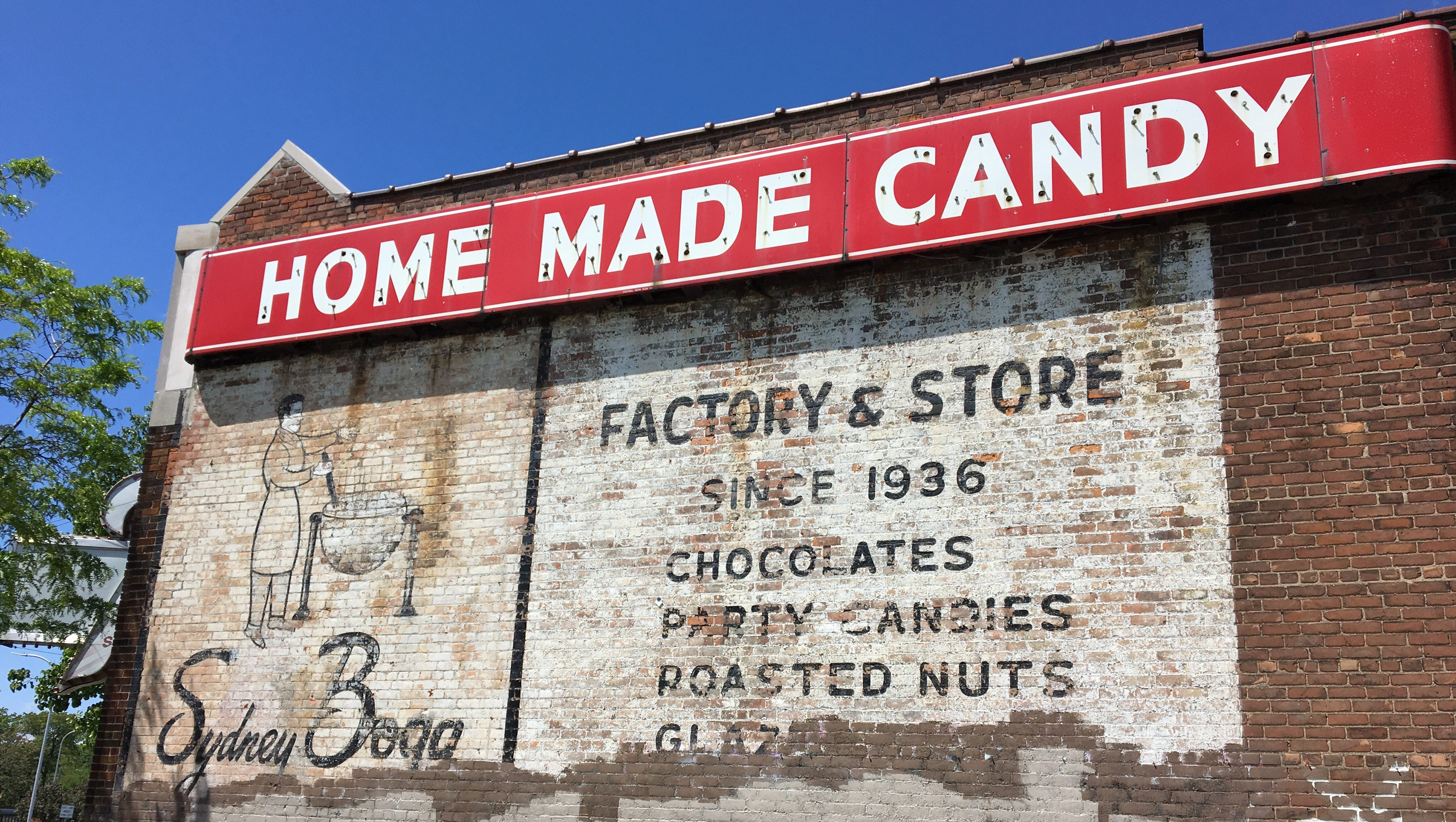 Former Employees Give Historic Detroit Candy Store New Life In Berkley