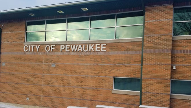 City of Pewaukee municipal building