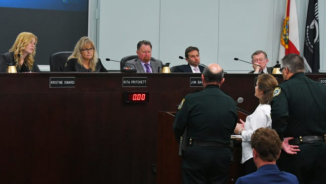 The Brevard County Commission unanimously passed changes to the animal control ordinance. Sheriff Wayne Ivey explained that changes were made to some of the more controversial elements to an original version that had been used in a different county.