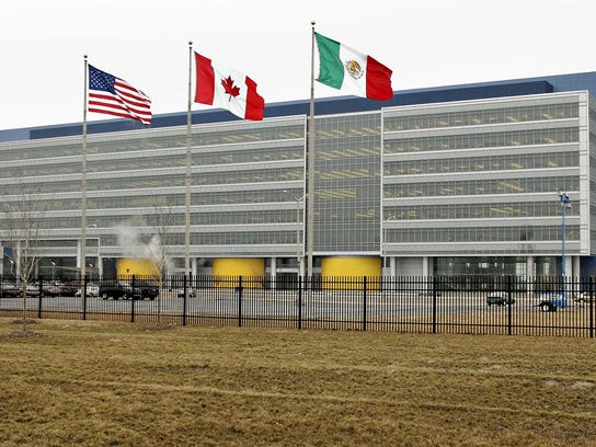 GM Announces Layoffs Of Hundreds Of Workers