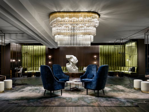 July roundup a look at the latest hotel renovations for Small luxury hotels chicago
