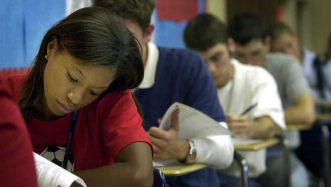 The Louisiana Department of Education has released information on the Acadiana area schools that performed best on the 2014 Advanced Placement tests.