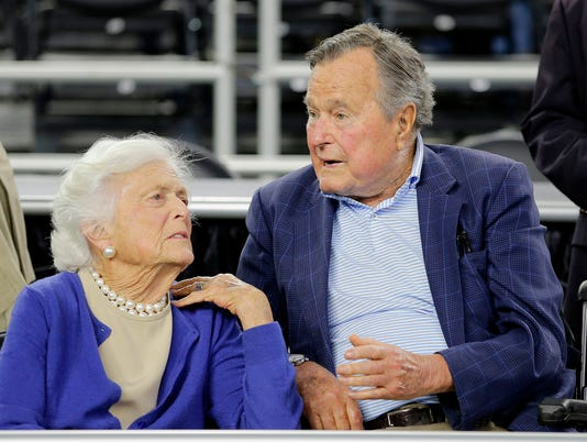 AP BARBARA BUSH S FILE BKC USA TX
