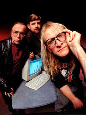 We have just the show for these guys: The Lone Gunmen from 'The X-Files' would dig History's UFO drama 'Blue Book.'