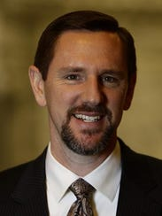 Paul Chitwood, executive director of the Kentucky Baptist