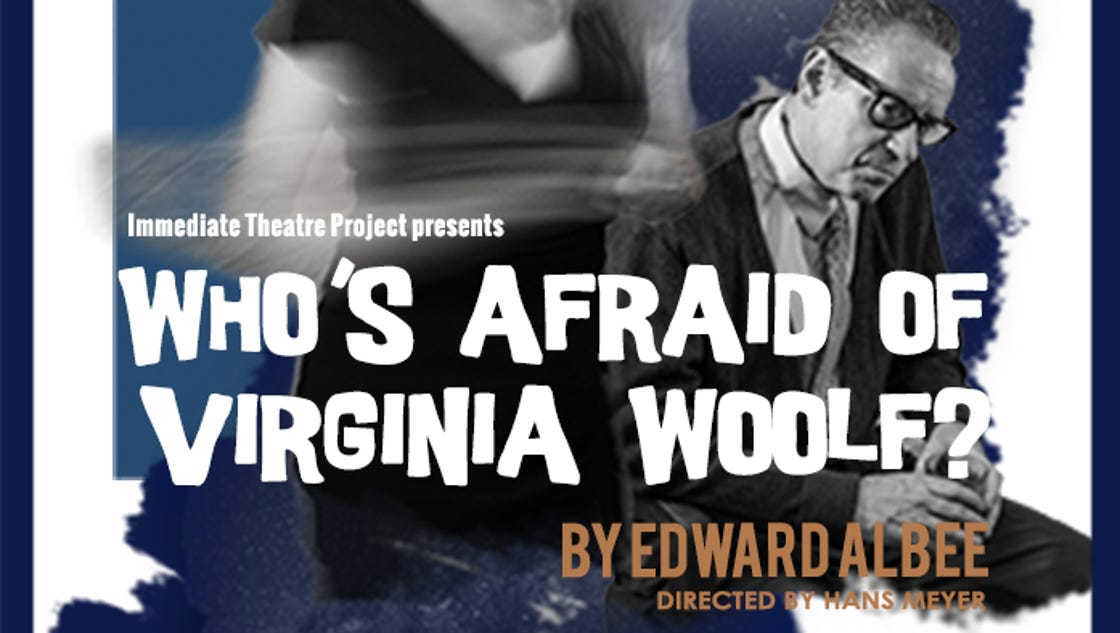 Who's afraid of virginia woolf review