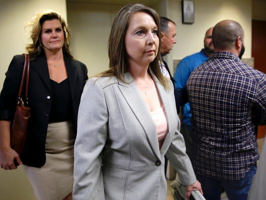 Betty Jo Shelby Terence Crutcher shooting