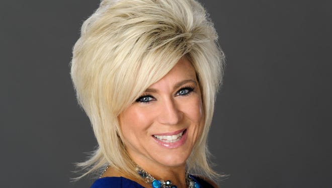 Theresa Caputo performs at Reno Events Center.