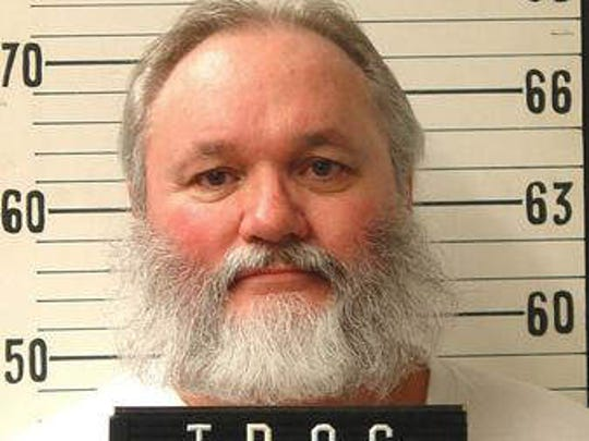 Dennis Suttles was convicted of chasing down his former girlfriend, Patricia Gail Rhodes, 44, in a Taco Bell parking lot in South Knoxville in 1996, then stabbing and slashing her to death in front of her 15-year-old daughter.