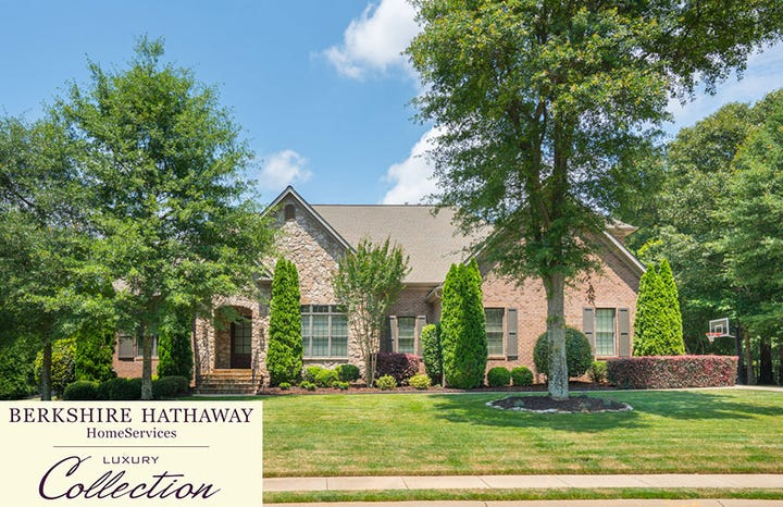 Luxury Home of the Week presented by Melissa Morrell - 804 Brixton Circle
