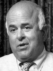 Daniel E. Gill in 1986.