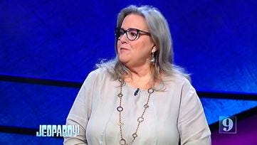 "Pam Platt finished third on her second day of ""Jeopardy!"""