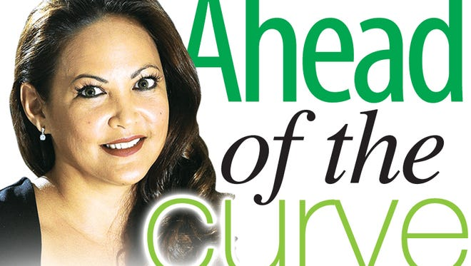 Ahead of the Curve by Sheila Baker Shedd
