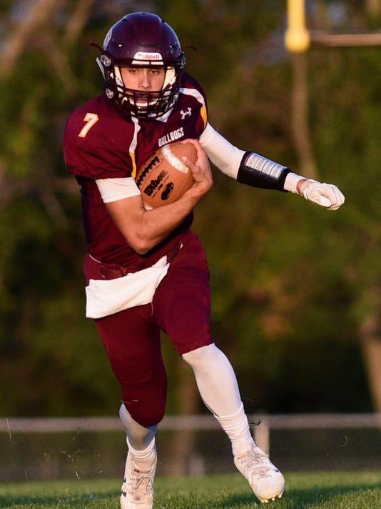 Bridgewater-Emery/Ethan, Madison, football