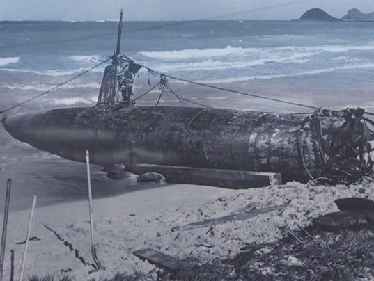 Midget submarine operations