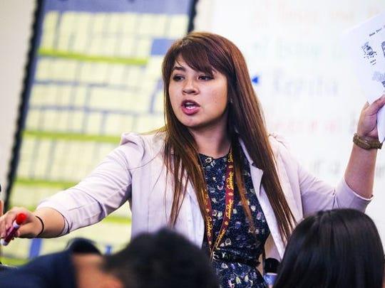 Reyna Montoya, activista.