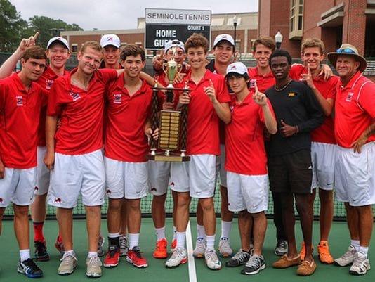 Leon boys tennis