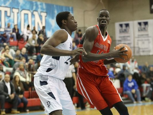 Thon Maker is one of the top prospects in his class, and IU his among the schools pursuing him the hardest.