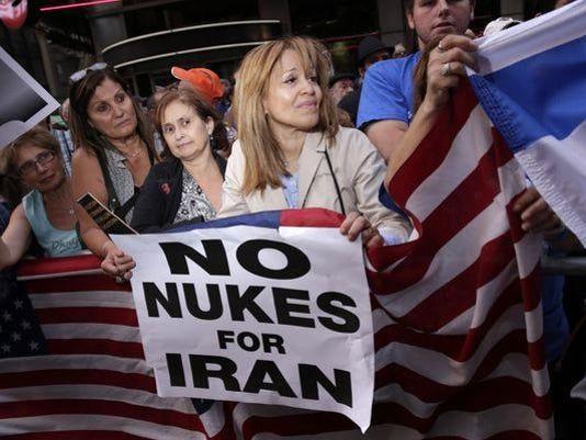 Oppose Iran Deal