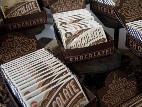 Olive & Sinclair Chocolate Company