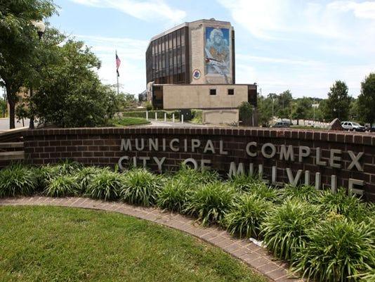 Millville municipal building
