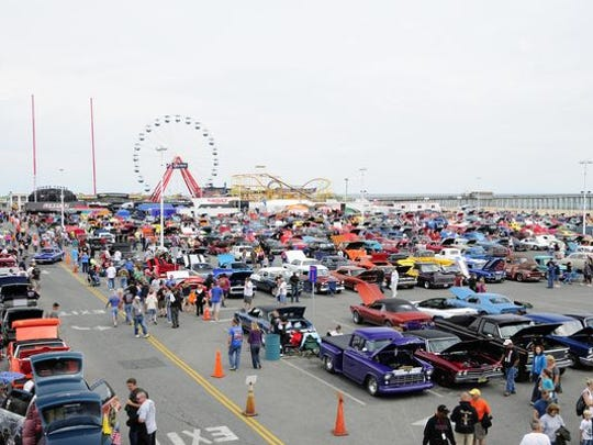 Endless Summer Cruisin' continues in Ocean City through