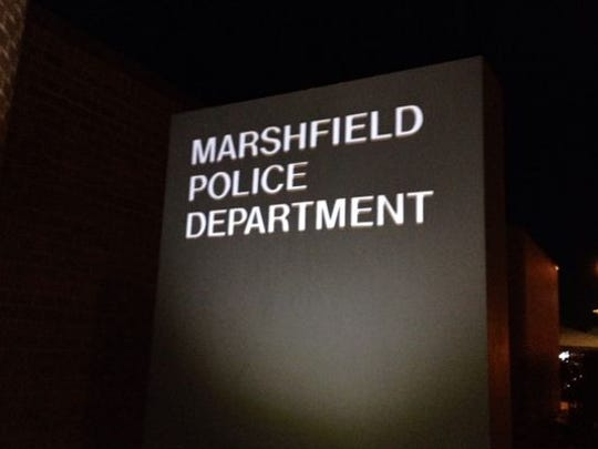 Reports from the Marshfield Police Department