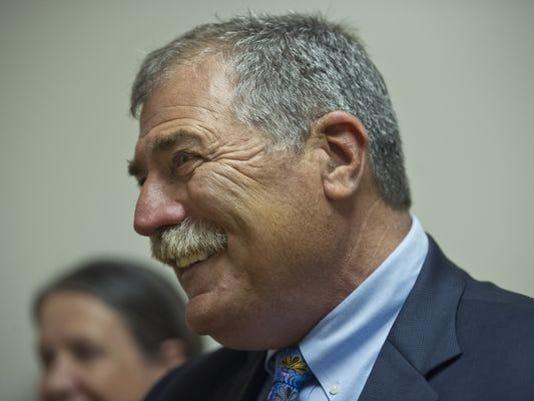 Richard Ross, Ohio's State Superintendent of Public Instruction