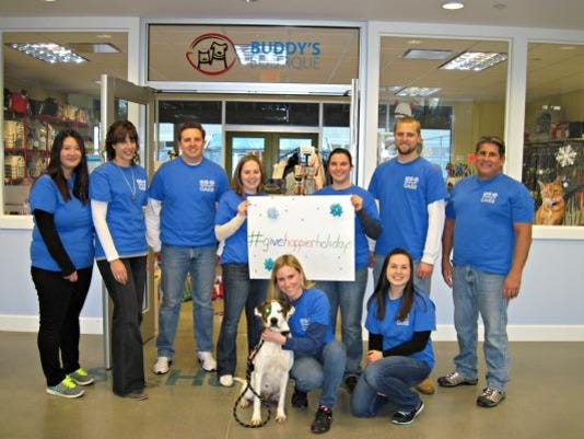 Withum Staff at St Huberts Animal Welfare, Madison & North Branch NJ