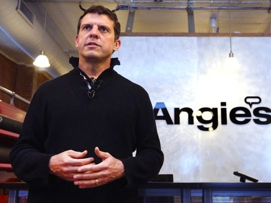 Bill Oesterle, a former Angie's List CEO, spoke out against Indiana's Religious Freedom Restoration Act.