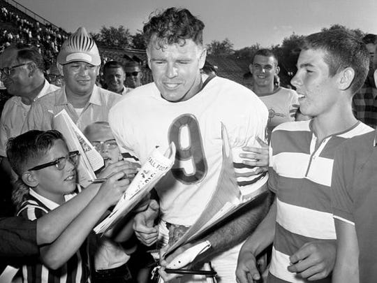 A celebration of life in honor of former Vanderbilt and NFL quarterback Bill Wade, who died March 10, is planned for April 29-30 at First Presbyterian Church.