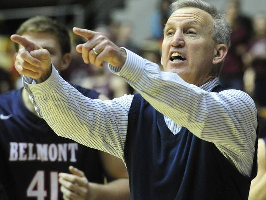 Belmont coach Rick Byrd has known new Vanderbilt coach Bryce Drew since Drew played at Valparaiso. Belmont and Vanderbilt are negotiating a home-and-home series.