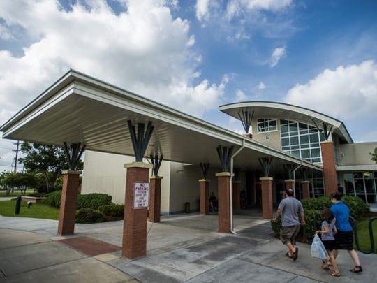 The South Regional Library on Johnston Street in Lafayette was built after Lafayette Parish voters approved new property tax to build several regional libraries and renovate the main library downtown.