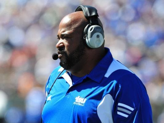 Tennessee State coach Rod Reed said he always makes sure to tell prospects the number of former Tigers players who are currently in the NFL during the recruiting process.