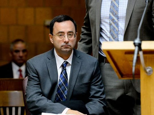 A judge granted a request to add USA Gymnastics to