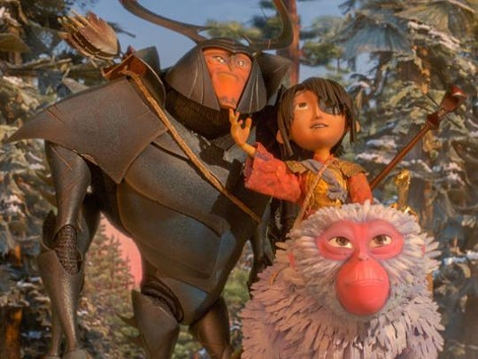 "See ""Kubo and the Two Strings"" during Salem's Movies"