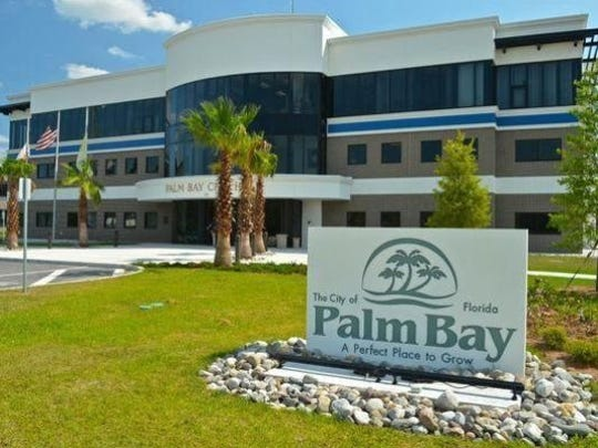 Palm Bay City Hall.