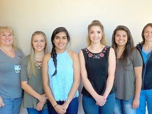 former LCMC scholarship recipients